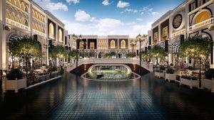 הדמיית דיזיין סיטי מישור אדומים של קס גרופ (11) - אדריכל שלמה גרטנ