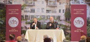 גלעד קריב באחוזת בית הכרם בירושלים