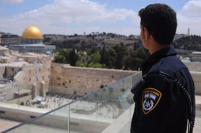 משטרת ישראל השלימה היערכות לשמירה על הביטחון והסדר הציבורי בחגי ניסן תשפ״א