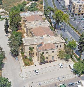 כ- 155 מקומות חניה חדשים: חניון שערי צדק הישן בירושלים יופעל כחניון ציבורי