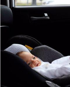 תינוק נשכח באוטו. הדסה עין כרם. אילוסטרציה