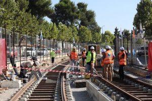 מסילות חדשות בירושלים הארכת הקו האדום