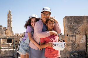 מרים פרץ תוביל את קמפיין הקיץ של ירושלים לעידוד תיירות הפנים לירושלים.