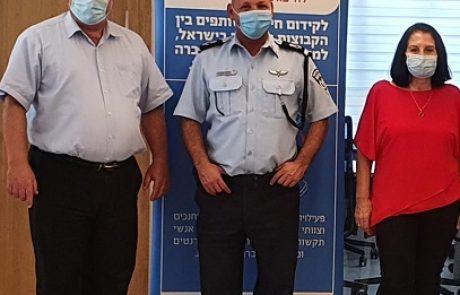 ארגון גשר הירושלמי מסייע למשטרת ישראל בהתנהלות מול המגזר החרדי