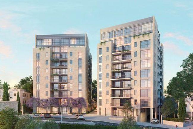 """עיריית ירושלים אישרה תכנית """"פינוי בינוי""""  בשכונת גוננים – הכוללת 152 יחידות דיור"""