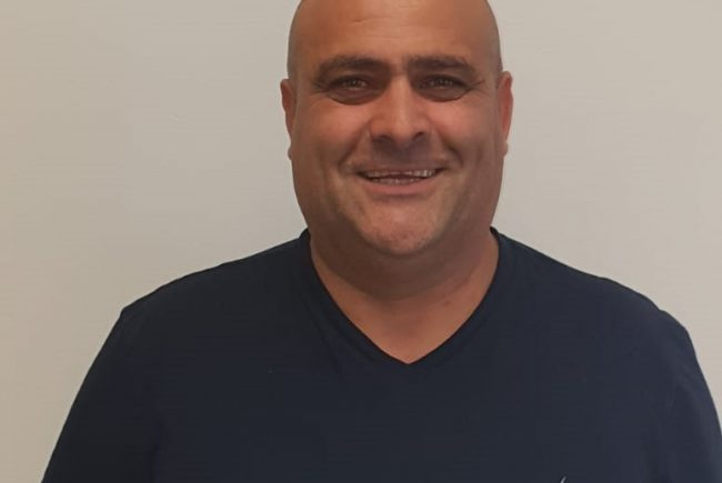 גילי גורני מונה  למנהל אגף התברואה בעיריית ירושלים