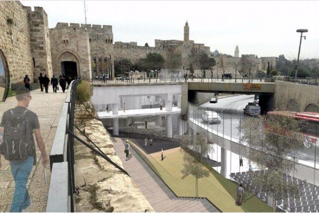 מגן טדי לשער יפו: הכניסה החדשה והנגישה לעיר העתיקה בירושלים