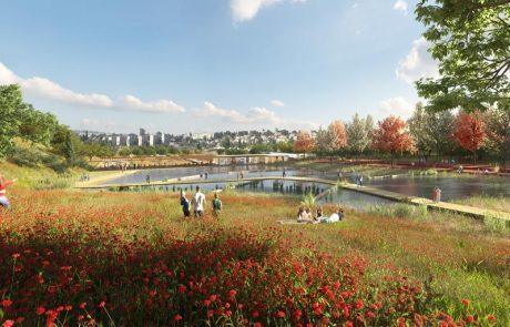 דירקטוריון קק״ל אישר פארק חדש בשכונת קרית היובל בהשקעה של 70 מיליון ₪