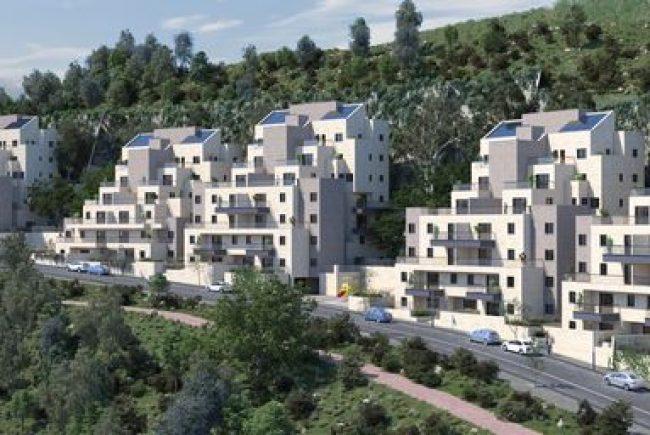 עיריית ירושלים אישרה פרויקט מגורים במורדות מלחה במסלול 'מחיר למשתכן', הכולל 94 יחידות דיור, מתוכן 80% במחיר למשתכן