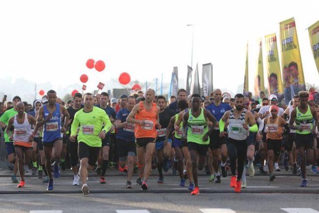 מרתון ווינר ירושלים יתקיים  ב- 29.10.2021
