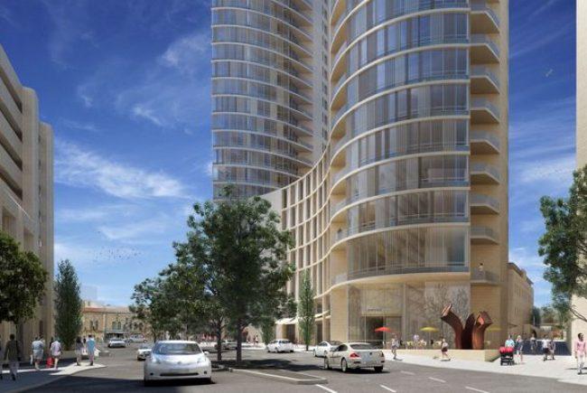 """עיריית ירושלים אישרה בקשה להיתר להקמת 2 מגדלי מגורים ומלון חדש במתחם כי""""ח"""