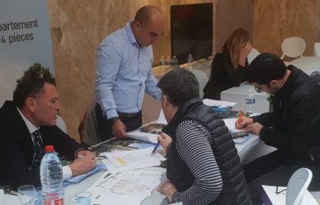 מפריס באהבה: מאות השתתפו ביריד דירות לתושבי העיר המעוניינים לגור בירושלים